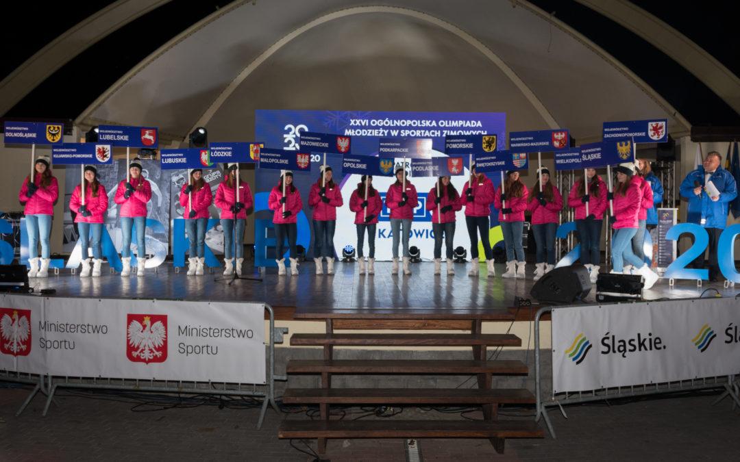 II Fotorelacja z Ceremonii otwarcia OOM 2020r.