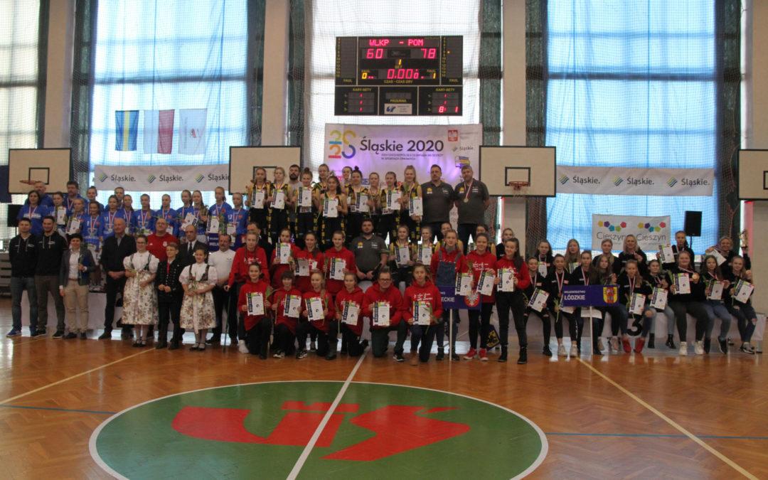 Galeria Koszykówka K – Finał